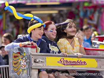 Organizers to decide soon on fate of this year's fall fairs - Simcoe Reformer