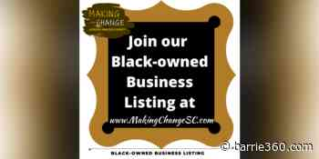 """""""Making Change Across Simcoe County"""" highlighting black-owned businesses across the region – Barrie 360 - Barrie 360"""