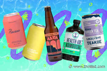 Best Non-Alcoholic Drinks for Summer: Recess, Health-Ade, Minna & More - Thrillist