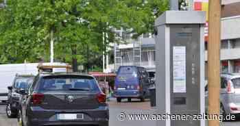 Ab Juli erste halbe Stunde Parken gratis in Herzogenrath - Aachener Zeitung