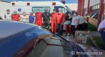 Complexo Regional de Patos tem ambulância de suporte avançado para pacientes com Covid-19 - verdana