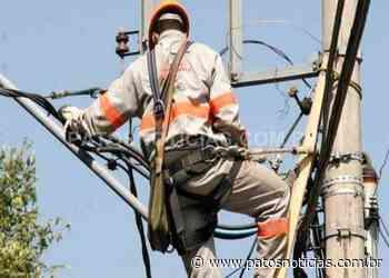 Cemig realiza obras de reforço da rede elétrica em Patos de Minas - Patos Notícias