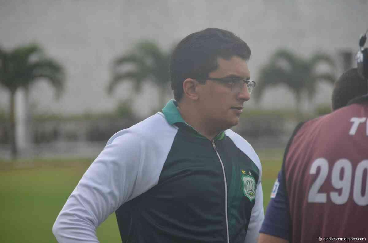 Nacional de Patos entende que o retorno do futebol paraibano neste momento é inviável - globoesporte.com