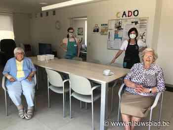 Zorgbehoevenden herademen bij langverwachte opening dagopvan... - Het Nieuwsblad