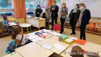 Déconfinement : à Canteleu, on aide les enfants à retrouver le chemin de l'école - France Bleu