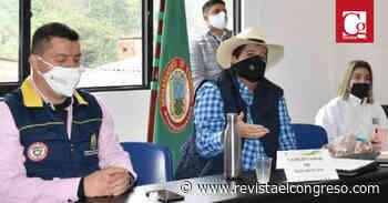 Risaralda entrega insumos de bioseguridad a indígenas de Mistrató - Congreso de la República