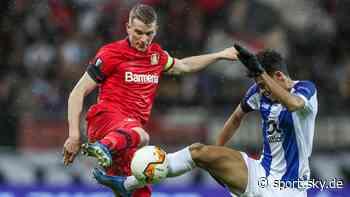 Fußverletzung: Bayer Leverkusen in Bremen ohne Lars Bender - Sky Sport