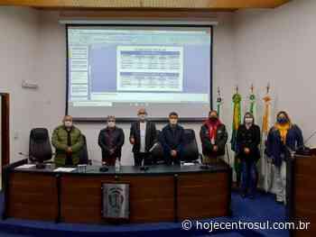 Prestação de Contas demonstra aplicação dos recursos públicos em Irati - Hoje Centro Sul