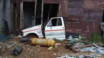 PM descobre desmanche de veículos clandestino em sítio de Mogi das... - Notícias de Mogi