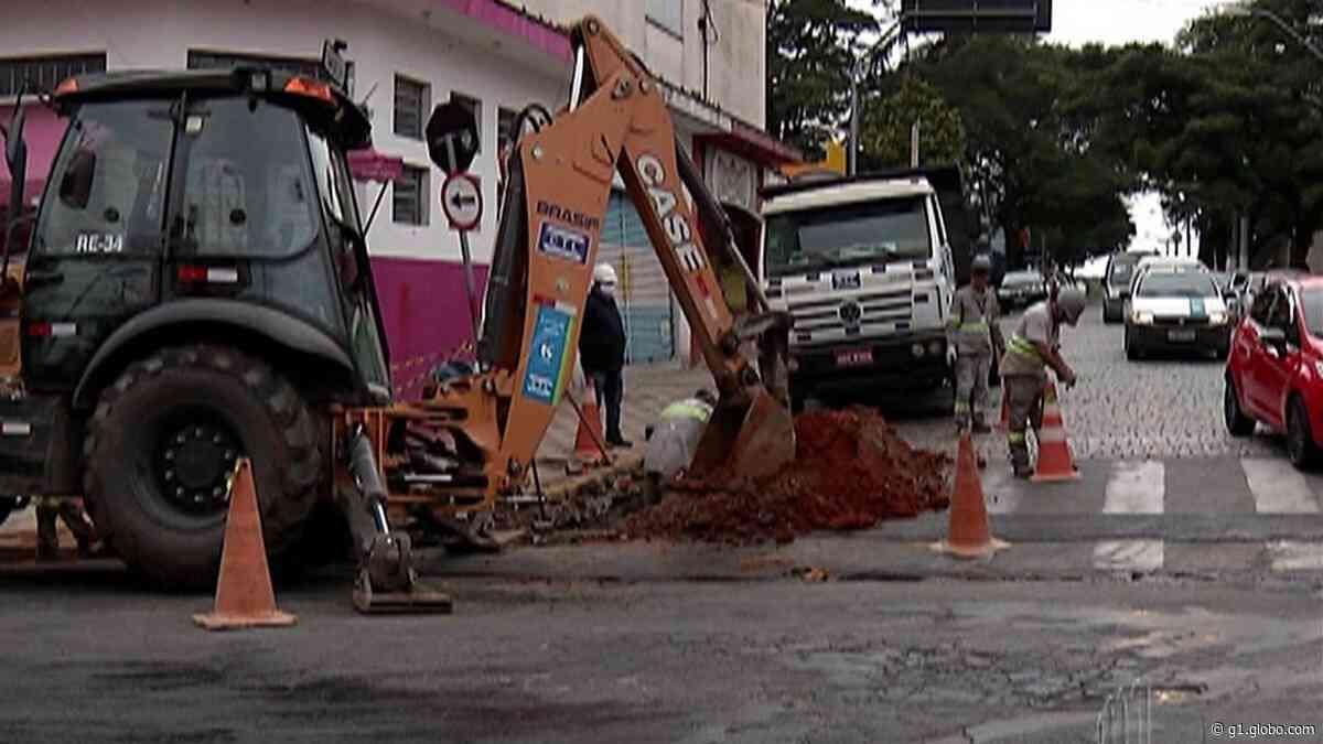 Santa Isabel e Mogi das Cruzes estão entre as cidades com o maior índice de desperdício de água - G1