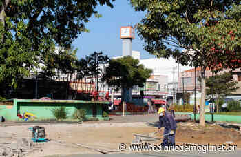 Projeto de reurbanização da região central de Mogi das Cruzes avança para a próxima etapa - O Diário
