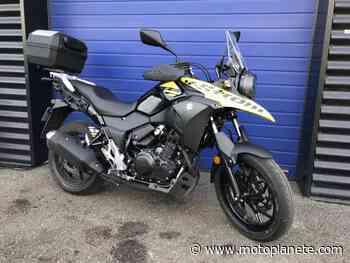 Suzuki DL 2018 à 4690€ sur ALES - Occasion - Motoplanete