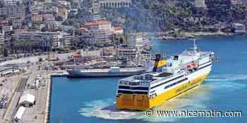 Les départs pour la Corse en attente de la réouverture du port de Nice