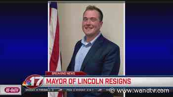Lincoln Mayor announces resignation | Top Stories - WAND