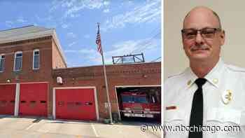 Lincoln Fire Chief Apologizes for Sharing Post on Shooting Looters - NBC Chicago