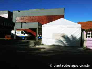 Arraial do Cabo amplia triagem para pacientes com suspeita da Covid-19 - Plantão dos Lagos