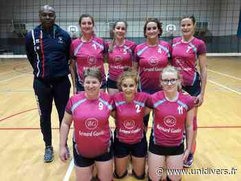 match Pré-National Féminin : CSAD-CHATELLERAULT / VOLLEY-BALL PEXINOIS NIORT Salle omnisports de Chatellerault Châtellerault - Unidivers