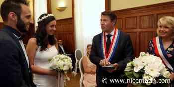 """Morgane et Michaël se sont dit """"oui""""... Le premier mariage depuis le confinement a (enfin) eu lieu à Nice"""