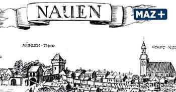 Havelland - Die Pestwache von Nauen - Märkische Allgemeine Zeitung