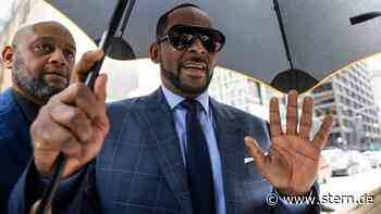 R. Kelly: Er soll gefälschten Ausweis für Aaliyah gekauft haben   STERN.de - STERN.de