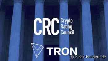 Crypto Rating Council könnte vor Tron (TRX) warnen - Block-Builders.de