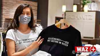 Gelsenkirchen steht nun auch modisch zum richtigen Abstand - WAZ News