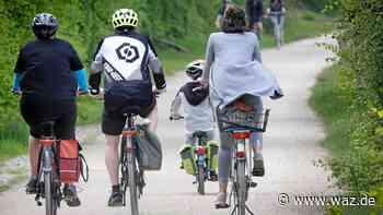 Gelsenkirchen: Zwei Radfahrer verunglücken, einer flüchtet - WAZ News