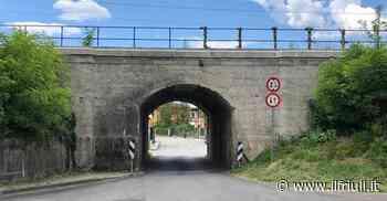 Buttrio, chiude per lavori il sottopasso di via Pavia - Il Friuli