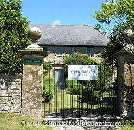 St Margaret's Hospice Open Gardens – Court House, Barwick & Stoford. - Court House - Somerset County Gazette