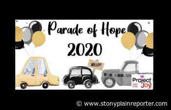 Residents hope parade provides hope through tough times - Stony Plain Reporter