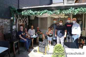 Pavilly. La réouverture des restaurants fait des heureux - Le Courrier Cauchois