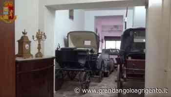 Beni e carrozze di lusso sequestrati al clan Santapaola-Ercolano - Grandangolo Agrigento