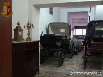 Catania, carrozze e calessi sequestrati al clan mafioso Santapaola-Ercolano - Corriere della Sera
