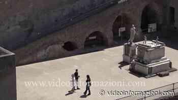 Riapre il Parco Archeologico di Ercolano dopo 85 giorni di chiusura - videoinformazioni
