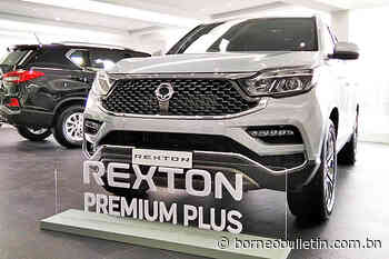 New SsangYong Rexton variant comes with five-year warranty - Borneo Bulletin Online