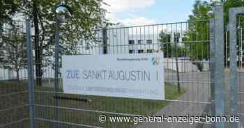 Flüchtlingsunterkunft in Sankt Augustin: Weitere Bewohner werden verlegt - General-Anzeiger