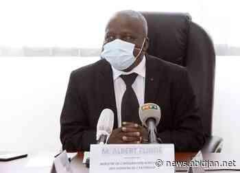 """Albert Flindé : """"Cette année est une année décisive à bien des égards, surtout dans quatre mois"""" - Abidjan.net"""