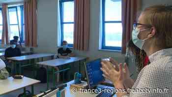 Charente : les cours reprennent progressivement au lycée professionnel Jean-Albert Grégoire de Soyaux - France 3 Régions