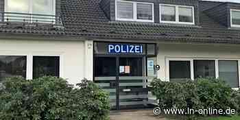 Coronavirus - Nach Corona-Schließung: Polizei öffnet Stationen in Lensahn und Hutzfeld - Lübecker Nachrichten