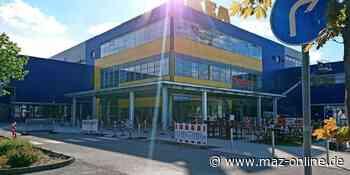 Waltersdorf - Straße vor Ikea und Höffner in Waltersdorf wird saniert - Märkische Allgemeine Zeitung