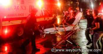 NYC calmer as Buffalo police draw ire for protester injury - Weyburn Review