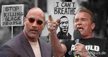 Schwarzenegger, The Rock & Co.: Stimmen aus dem Bodybuilding über weltweite Rassismus-Debatte werden laut! - Gannikus