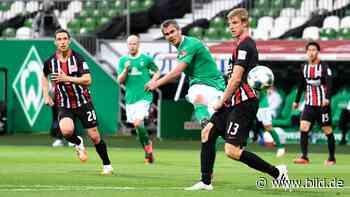 Werder Bremen: Startelf-Comeback für Fin Bartels nach 907 Tagen - BILD