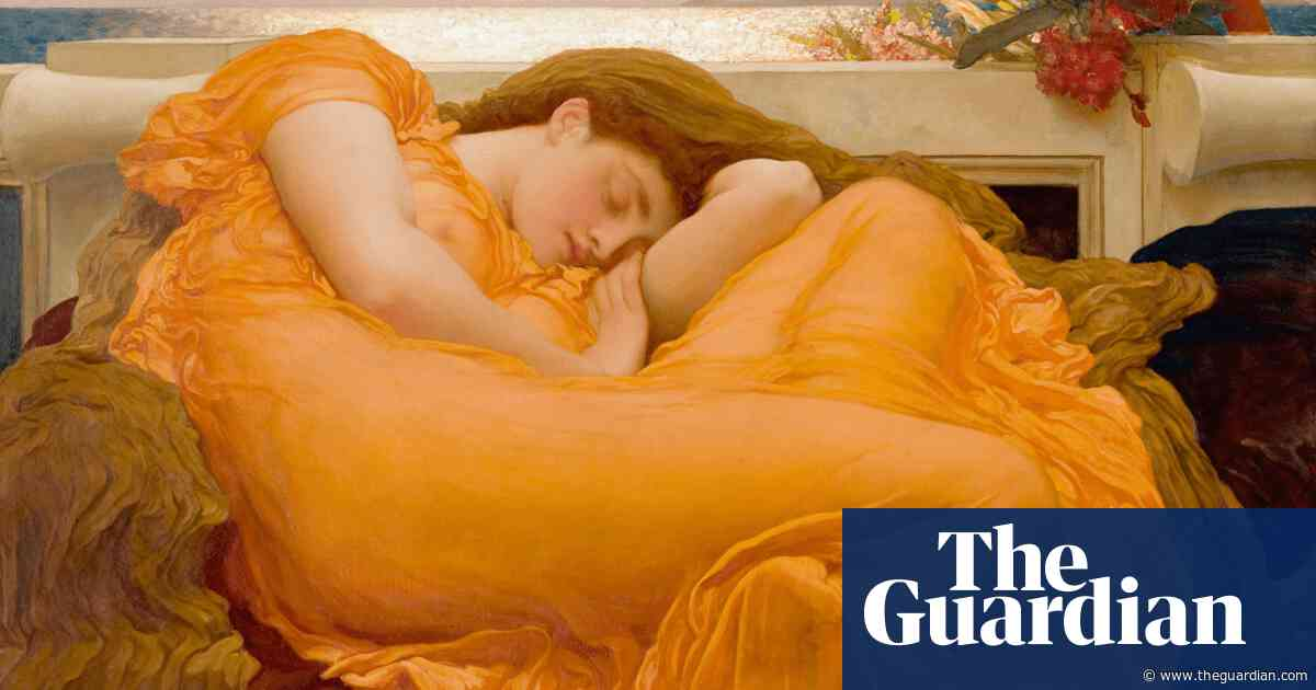 Weatherwatch: Flaming June – a painting not a forecast