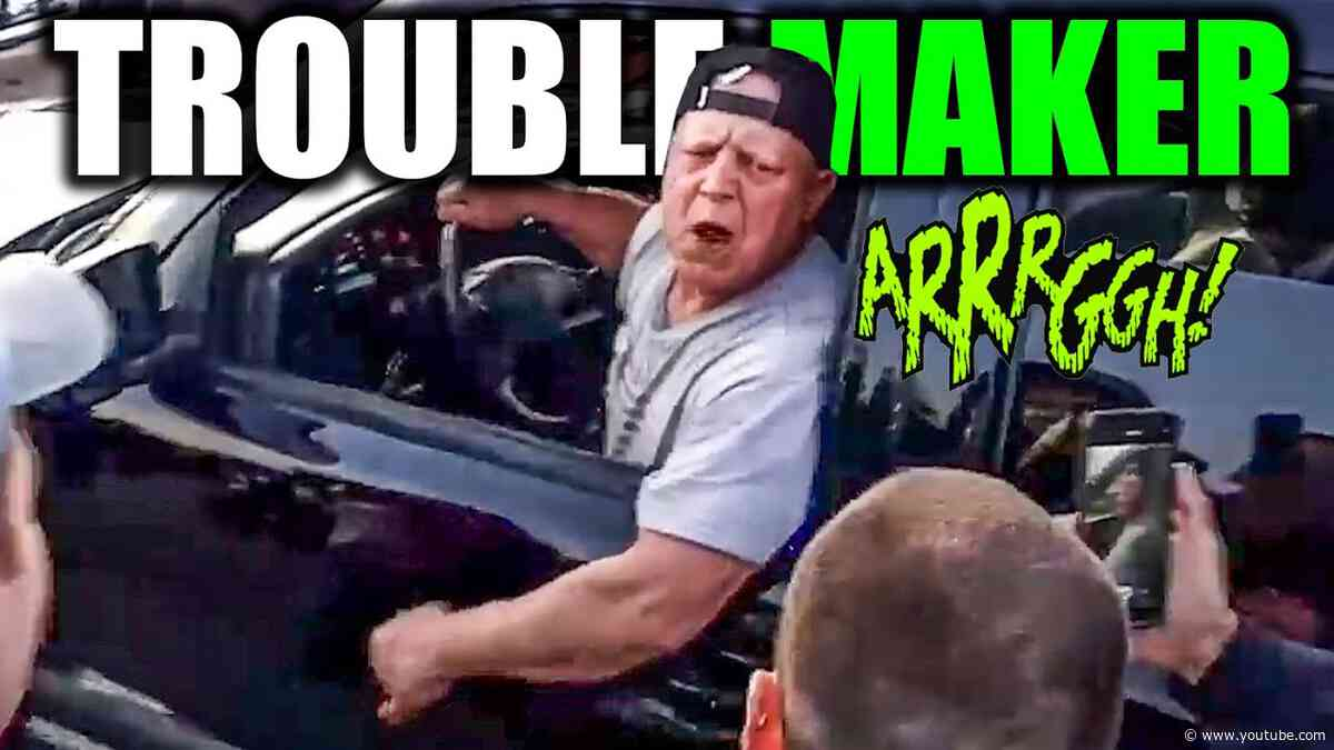 STUPID, CRAZY & ANGRY PEOPLE vs BIKERS | BIKERS IN TROUBLE | [Ep. #457]