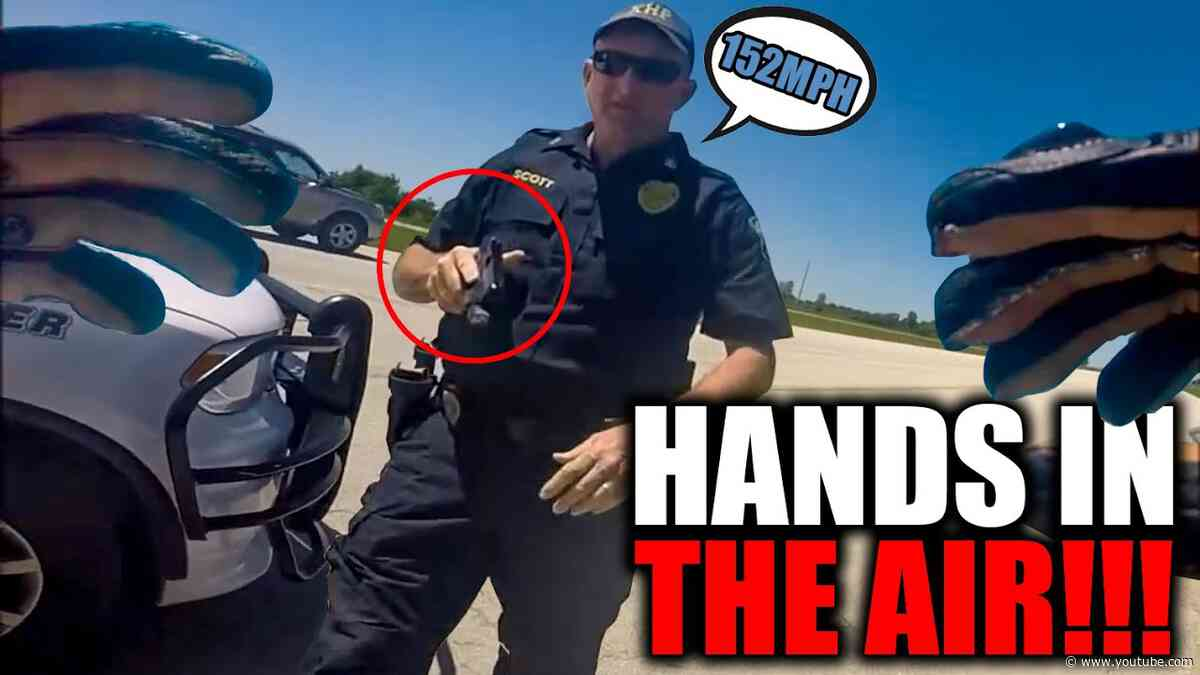 ARRESTED FOR SPEEDING ? | COOL & ANGRY COPS vs BIKERS 2020 |  [Episode 185]