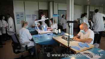 Etaples : Valeo va confectionner 500 000 masques - Le Journal de Montreuil