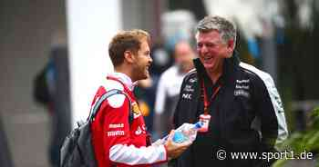 Formel 1: Sebastian Vettel zu Aston Martin? Das sagt Szafnauer - SPORT1