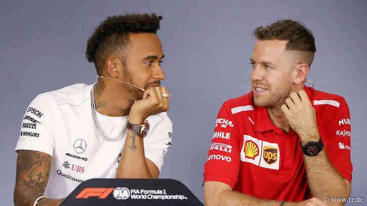 Sebastian Vettel: Formel-1-Zukunft bei Mercedes? Weggefährte stichelt gegen Ferrari   Formel 1 - tz.de