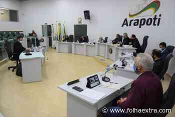 Após oito horas de reunião, Câmara de Arapoti aprova cassação do vereador Wesley Ulrich - Folha Extra